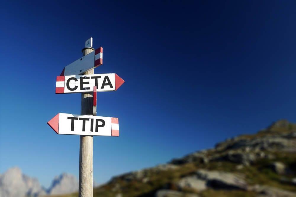 """Goodbye TTIP – Hello CETA"""