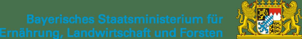 Logo_Bayerisches Staatsministerium für Ernährung, Landwirtschaft und Forsten