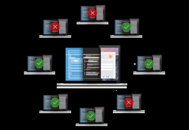 Grafik Testing Laptop
