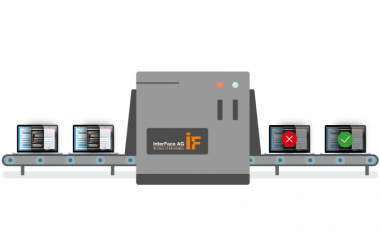 Interface Grafik Automatisierung